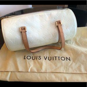 Authentic Louis Vuitton Bedford Vernis Papillon
